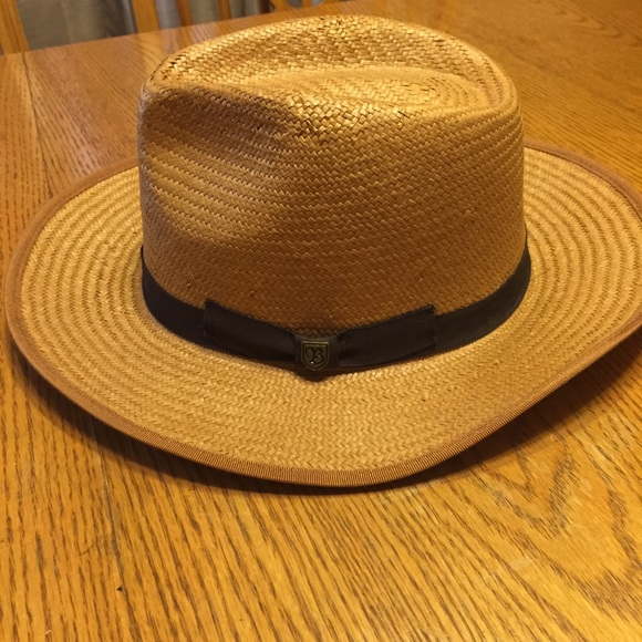 ef77ea5ed68 Brixton Other - Brixton men s straw hat